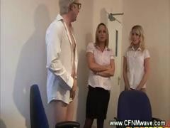 horny-couple-gets-caught-giving-oral-pleasure-at-the-office