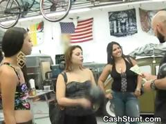 amateur-girls-flash-titties-in-store-for-money-talks-stunt
