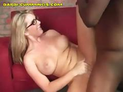 Barbi Gets Double Creampie