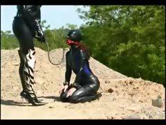domina-taking-care-of-her-slave-girl