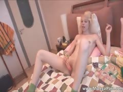 cute-face-blond-alice-takes-dildo-up-the-part1