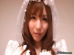 sexy-japanese-cosplay-bride-showing-her-part1