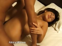 super-hairy-japanese-hole-gets-fingered
