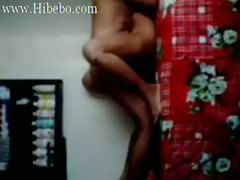 Shy Indian Girlfriend Homemade Sex
