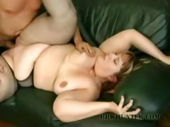 BBW Bree Takes That Cock In