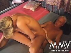 Slender Blonde Amateur Teen Having Hot Rough Sex