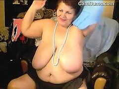 Large Russian Grandma