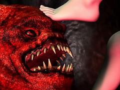 girl-fucks-demogorgon-monster