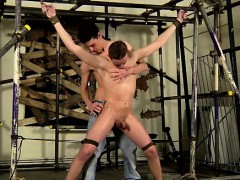 Gay Orgy Sean Makes Him His Cockslut With Some Pinwheel Tort