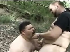 Fat Guys In The Forest