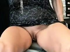Mature Pussy In Public
