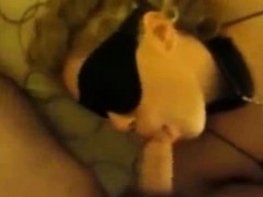 blindfold-my-slave-splashed-with-cum