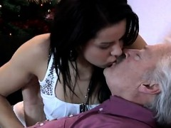 Bruce A Sloppy Old Stud Likes To Pulverize Youthfull Women L