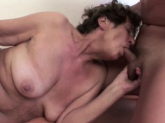 German Mom Get Seduce To Fuck Hardcore Anal By Step son