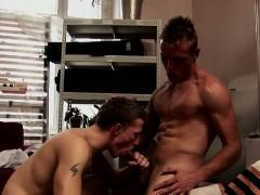 Hammerboys Present Blond Steve Johanson And Robin Berg Suck