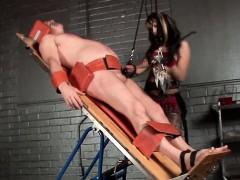 dominatrix-ties-up-sex-slave-and-tortures-dick