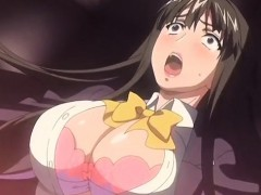 Amazing romance hentai video with uncensored big tits scenes