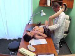 Fakehospital Busty Beauty Needs Doctor