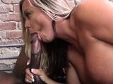 Hot girlfriend ass lick