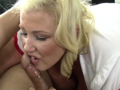 Busty Teen Cum In Mouth Swallow