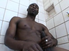 black-boyfriend-masturbating-his-cock-on-the-bathroom
