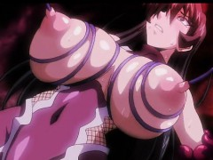 Hentai Girl Caught And Fucked Rough By Tentacles