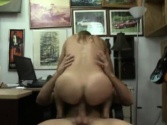 Free Video Male Girl Pawn Shop Cashing In!