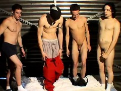 Beauty Artistic Movietures Of Gay Male Sex Garage Piss Orgy