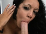 Explicit and satisfying oral stimulation with naughty pair