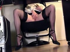 compilation-of-secretary-legs-and-masturbation