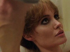 angelina jolie – by the sea