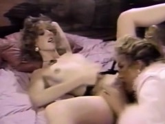 Old Classic Lesbian Sex Compilation