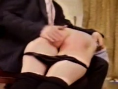 Torturous Ass Spanking For My New Slave Oliva