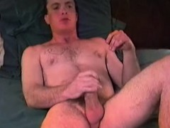 Mature Amateur Mark Jacking Off