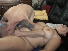 Chunky Wife Having Fun With Her Husband