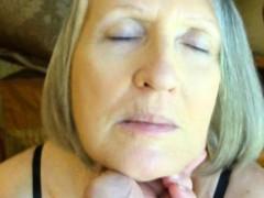Hete Sue wil dat ik haar neuk