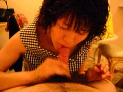 Classic Porn With A Japanese Girl Going Down On A Hard Peck