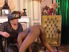 ebony-slave-pleases-her-master-in-orgy-with-other-slaves