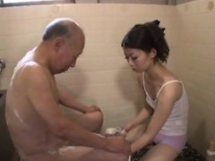 Japanese Wife Natsume And Father in law 2 (mrbonham)