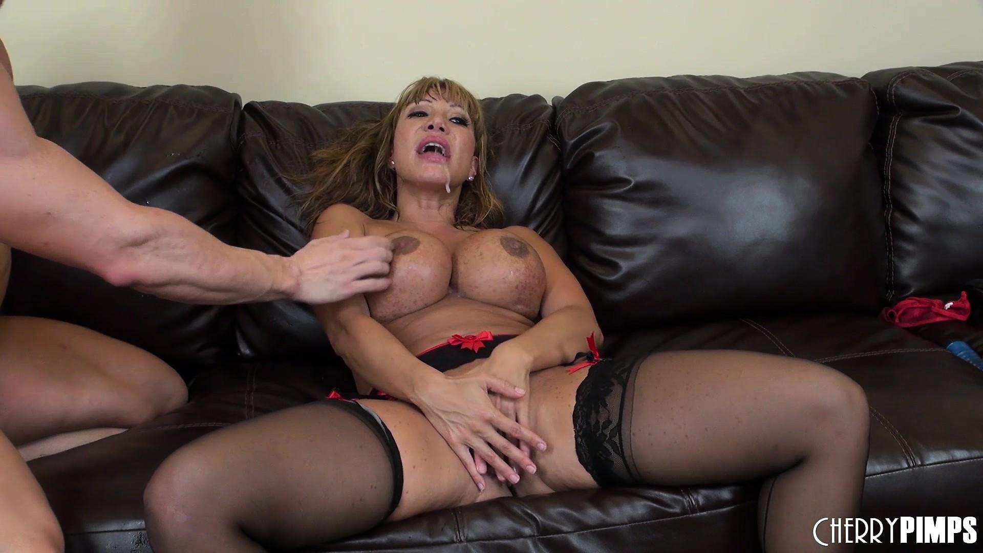 Ava Devine Cumshot bit tit ava devine gets pumped hard and then gets a nasty
