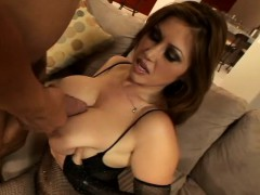 sultry-babe-in-sexy-lingerie-exposes-her-big-tits-and-fucks-a-hard-rod