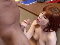 Ginger Teen Blow And Fuck