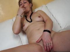 Lilli Naughty Mature Mom Home Alone