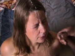 brunette-milf-enjoys-cum-capturing-on-dark-penis-on-her-exp