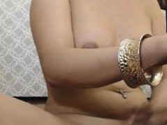 Slutty Hot Horny Shemale Getting Restless And Wild
