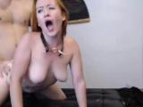 Blonde Slut Loves Rough BDSM Sex