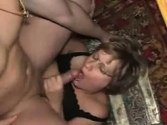 German Mature And Guy Ginette