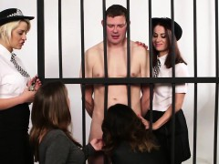 brit-dom-cfnm-police-babe-humiliate-prisoner
