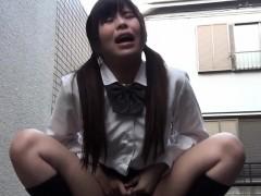 Electrosexed Asian Teens