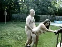 Bbw Outside Having Sex Taylor